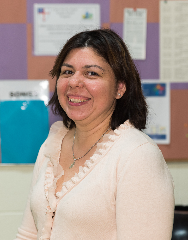 Marisol Castro, Children's Ministries Coordinator