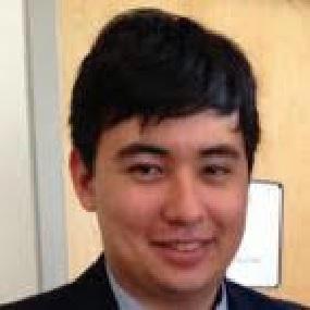 James R. Lewin-Smith, Children's Ministries Co-coordinator