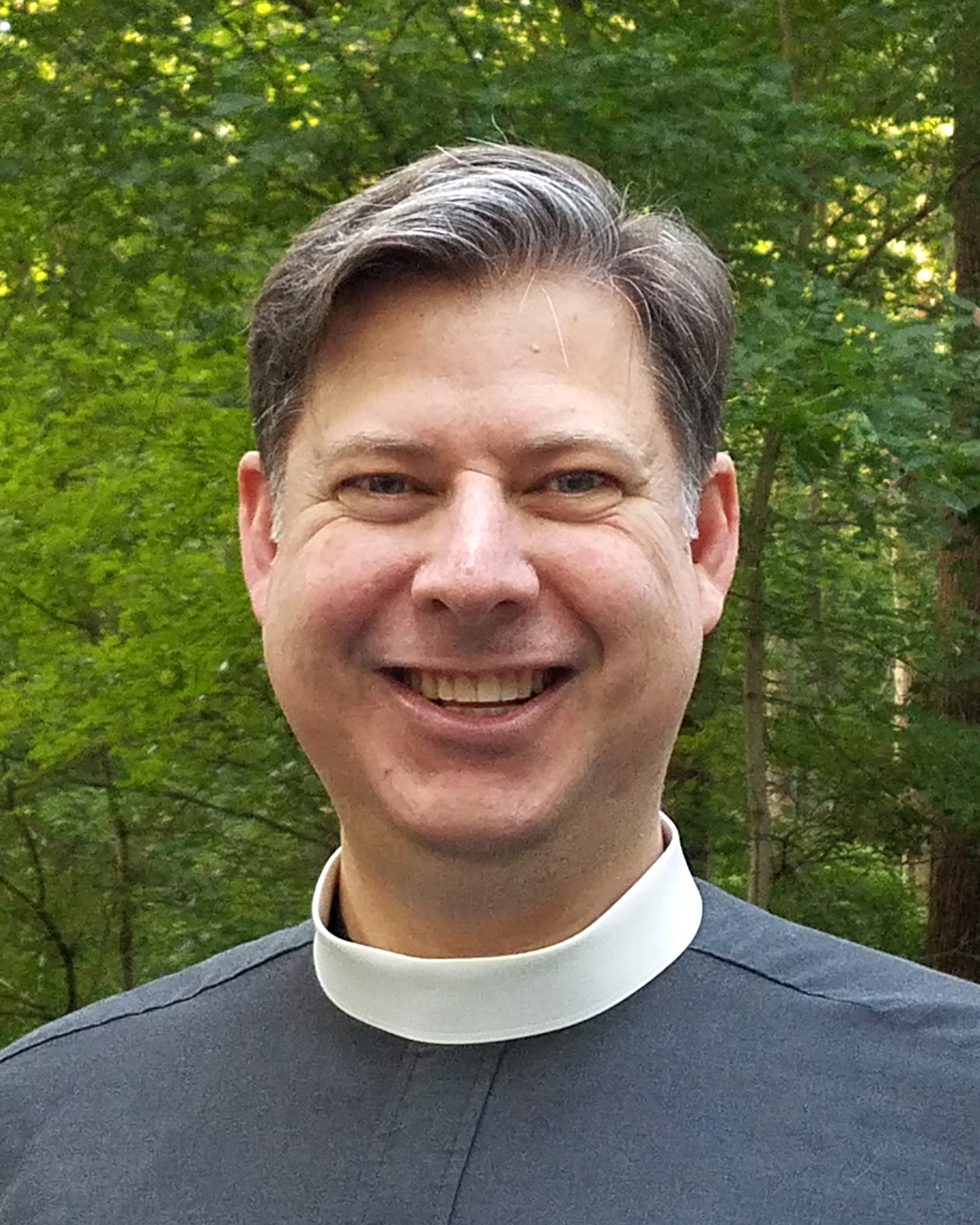 The Rev. James Isaacs, Assistant Rector