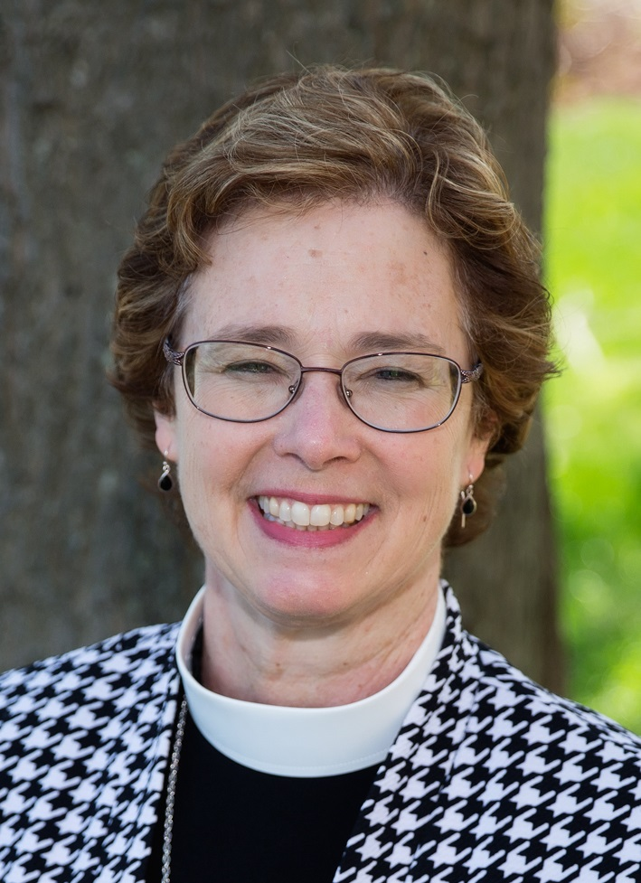 The Rev. Meredith Heffner, Rector
